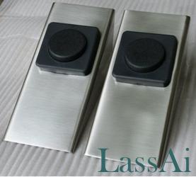 brushed stainless steel under cabinet light switch 10 amp ebay. Black Bedroom Furniture Sets. Home Design Ideas